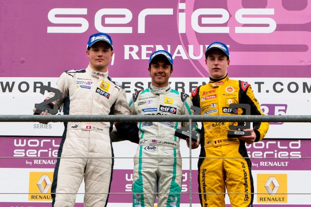 SPA-ROUND 2-WORLD SERIES RENAULT