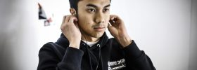 JAAFAR Jazeman (myl), Oreca 07 Gibson team Jackie Chan DC racing, portrait during the 2018 FIA WEC World Endurance Championship, 6 Hours of Spa from May 2 to 5 , at Spa Francorchamps, Belgium - Photo Jean Michel Le Meur / DPPI